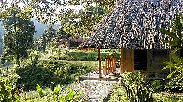 Black Rock Lodge, located in the rainforest area of Western Belize,  with its individual cabanas offers easy access to the Mayan cities in Belize and the tropical jungle in Belize.