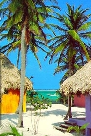 Mata Chica Beach Resort, one of the lovely hotels featured in the Romancing the Stone Adventure Tour to Belize